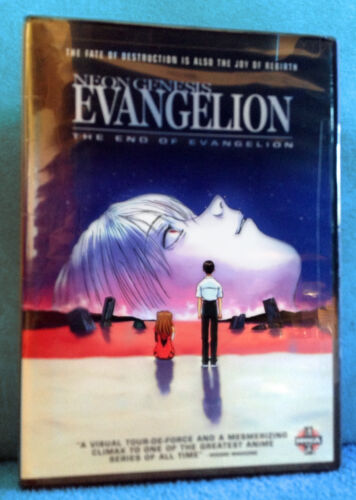 Neon Genesis Evangelion: The End of Evangelion/ FACTORY SEALED / POSTER INSIDE