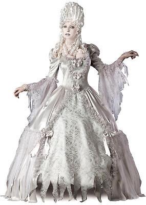CORPSE COUNTESS ZOMBIE WOMENS COSTUME Victorian Wedding Gown Bride Halloween](Corpse Countess Halloween Costume)