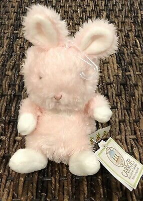 Carrots Bunny Rabbit Pink Whittle Spring Friend Bunnies Bay Plush Stuffed Animal](Pink Bunny Stuffed Animal)