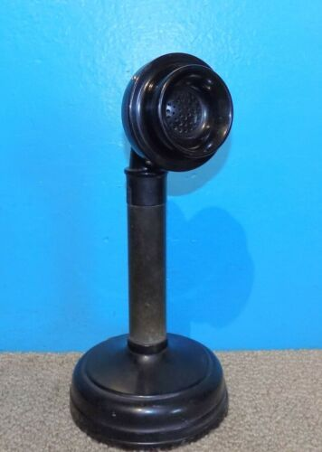 T-48 Candlestick Microphone Kellogg? Free Shipping