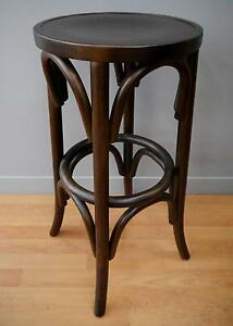 New Timber Classic Replica Round Bar Stools Thonet Bentwood Melbourne CBD Melbourne City Preview