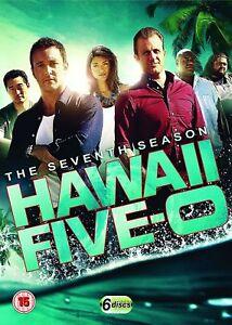 Hawaii Five-0: Season 7 [DVD]
