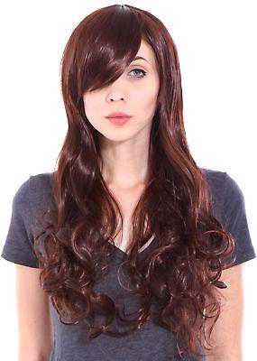 Girls Womens Halloween Wavy Curly Long Hair Cosplay Fancy Dress Full Wigs](Girls Halloween Wigs)