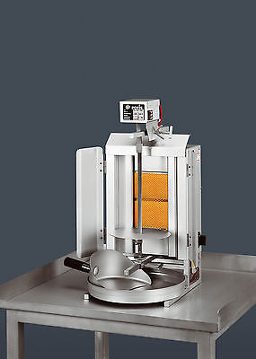 Potis Dönergrill GD1-S Gyrosgrill (Erdgas Propan) Döner Grillgerät Dönermaschine
