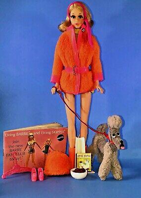 Vintage Barbie Walking Jamie Doll Mattel Sears Exclusive NC Hard To Find