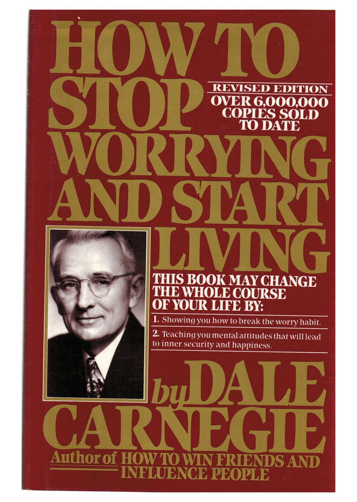 "Image result for Dale Carnegie ""How to stop worrying and start living"""