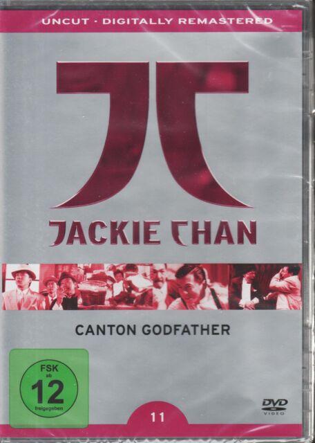 DVD: Canton Godfather - uncut - NEU & OVP - (Jackie Chan, Anita Mui)
