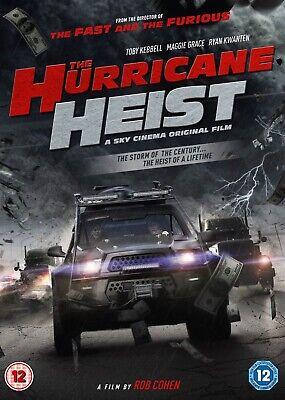 The Hurricane Heist - United States Google Play HD Digital Film Code