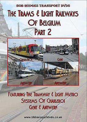 Trams & Light Railways Belgium Part 2, Charleroi, Gent & Antwerp DVD