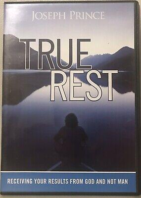 True Rest 1-DVD Album By Joseph Prince