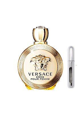 Versace Eros Pour Femme  5ml Eau De Parfum Edp
