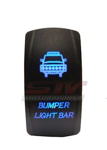 BLUE-LIGHT-DUAL-LED-BACKLIT-ROCKER-SWITCH-LASER-ETCHED-BUMPER-LIGHT-TRUCK-CAR