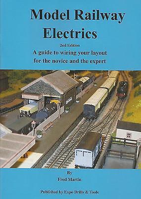 EXPO 27999 Modelo Ferrocarril Eléctricas & Cableado Guía Libro