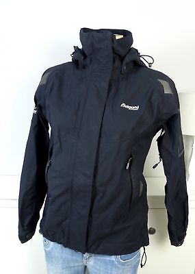 BERGANS Jacke Jacket Coat Schwarz Gr. S 36 (B10) gebraucht kaufen  Twistringen