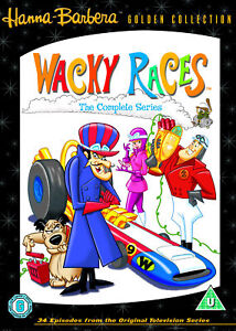 Wacky Races - Complete Collection [2006] (DVD)