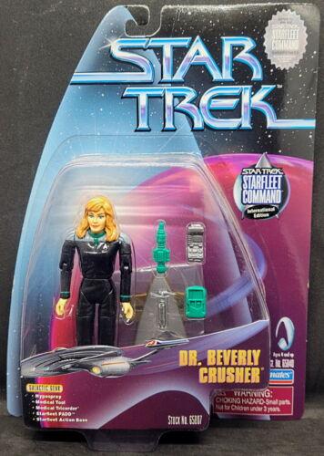 Star Trek TNG Dr Beverly Crusher Target RARE Australian Limited Edition 65807