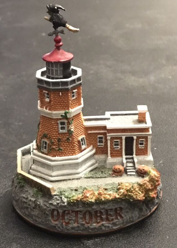 Split Rock Light House October Two Harbors, MN, Free Shipping