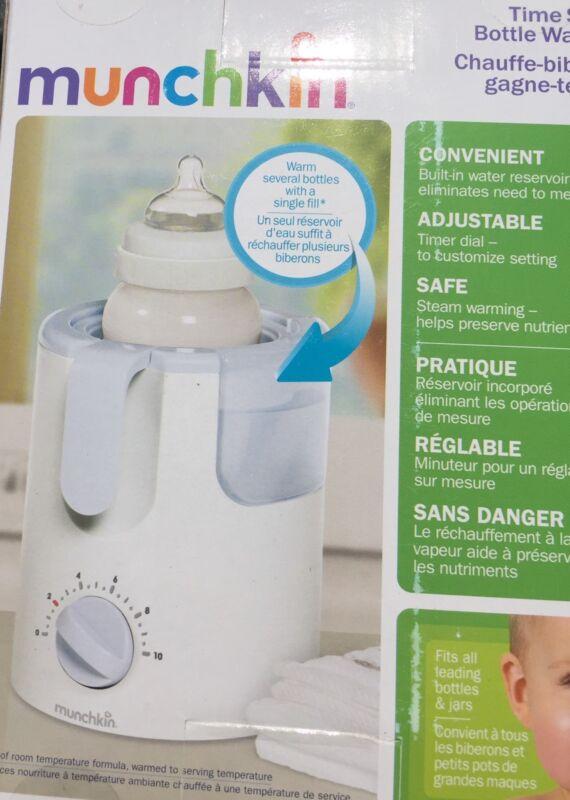 Bottle Warmer Munchkin Time Saver NEW!