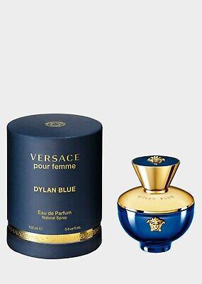 Versace Dylan Blue Pour Femme Eau de Parfum - Brand new - RRP £100