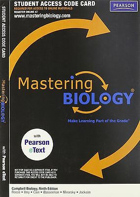 Mastering Biology Code Works For Campbell Biology 10Th   Mastering