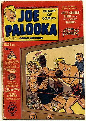 Joe Palooka, No. 53; February 1951