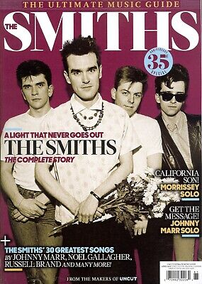 Uncut The Ultimate Music Guide THE SMITHS April 2019