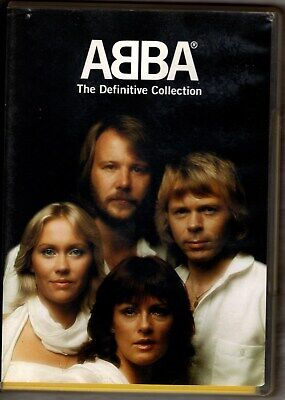 2 Abba dvd's -1 Gold - Greatest Hits & 1 The definitive collection