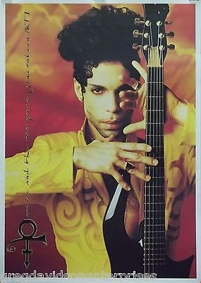 Prince 24x34 New Power Generation Act 1 Poster
