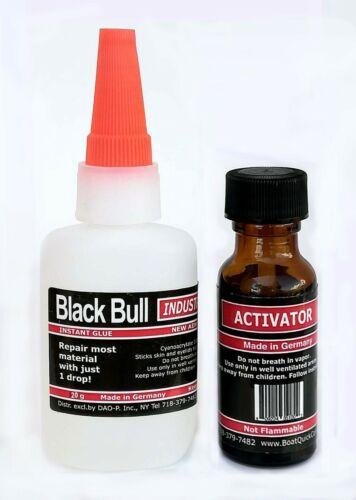 All purpose German glue Kit2A (20g Glue+ACTIVATOR).