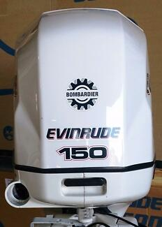 Evinrude 150 hp Direct Injection XL Low Hrs 2004 MY Osborne Park Stirling Area Preview