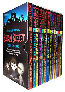 Tommy-Donbavand-Scream-Street-Collection-13-Books-Box-Gift-Set