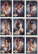 NFL Cheerleader Cards