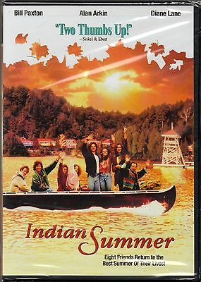 Indian Summer  Dvd  2002  Alan Arkin  Matt Craven  Elizabeth Perkins  Diane Lane