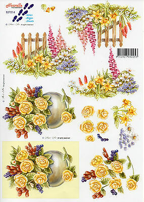 248 3D Bogen Motivbogen Etappenbogen Motivbogen Blumenmädchen
