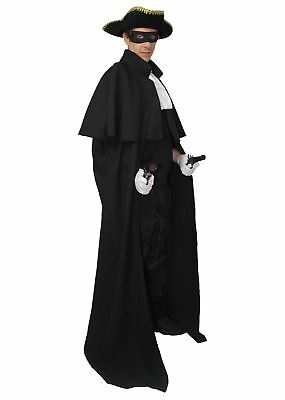 Adults Highway Man Bandit Costume Dick Turpin Old English Halloween Fancy Dress - English Halloween Costumes