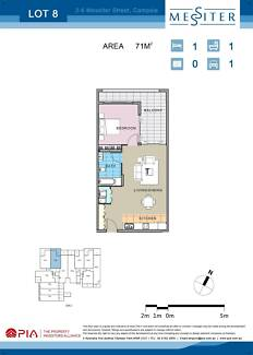 Affordable Apartment in Camspie