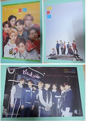 Got7     Eyes On You   Mini Album Poster Only