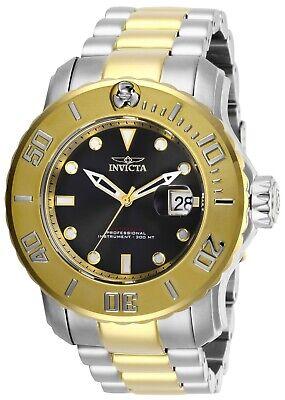 Invicta Pro Diver Scuba Propeller 50mm Automatic Watch Gray Dial Two Tone 29356