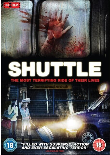 Shuttle. Excellent Indy Horror. New In Shrink!