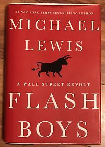Hardcover - Flash Boys - Michael Lewis