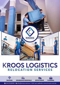 KROOS removals. $60 per hour . Quality and cheap moving specialist .