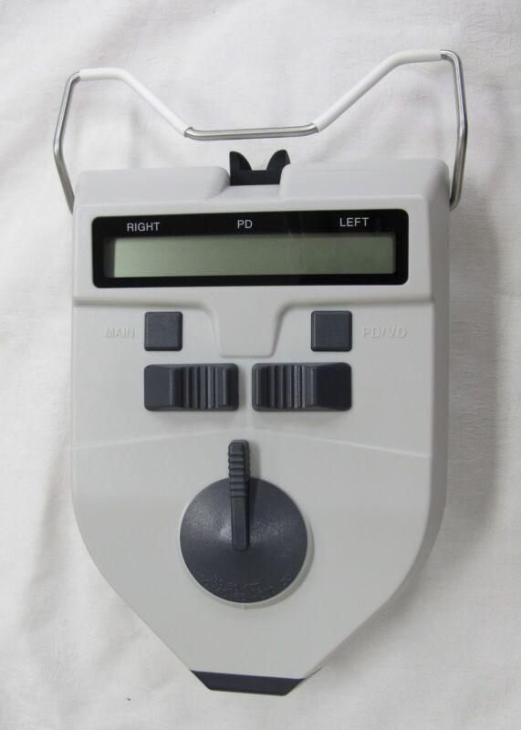 New CE Optical Pd Meter Digital PD&VD Pupilometer Target Dist Adjustable
