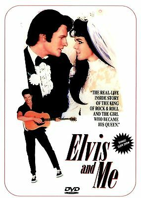 Elvis And Me made for TV movie with extras DVD