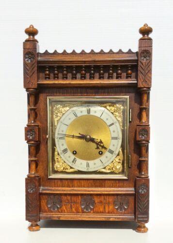 Winterhalder & Hofmeier Ting Tang Aesthetic Movement Bracket Clock
