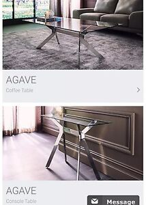 Coffee Table And Console from Nick Scali Greystanes Parramatta Area Preview