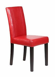 Red Dining Chairs EBay