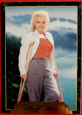 """""""Sports Time Inc."""" MARILYN MONROE Card # 149 individual card, issued in 1995"""