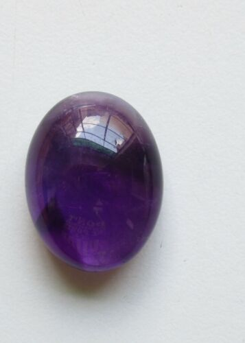 AMETHYST CABOCHON OVAL SHAPE 36.50 CTS NATURAL LOOSE GEMSTONE E 1476