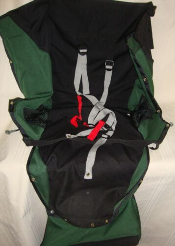BOB Sport Utility Jogger Stroller FABRIC SEAT Cover AND BASKET Replacement