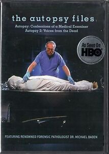 The Autopsy Files HBO Forensic Medical Examiner (DVD, 2005)